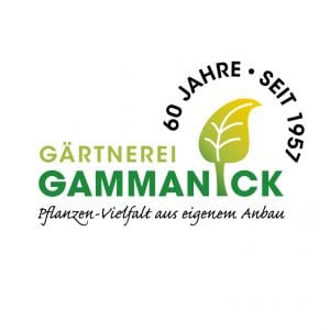 Logo der Gärtnerei Gammanick